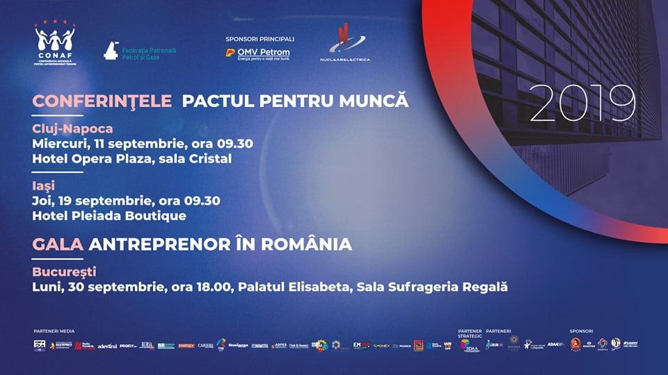 """Doina Cepalis participă la dezbaterea """"Pactul pentru Muncă"""" de la Iași"""
