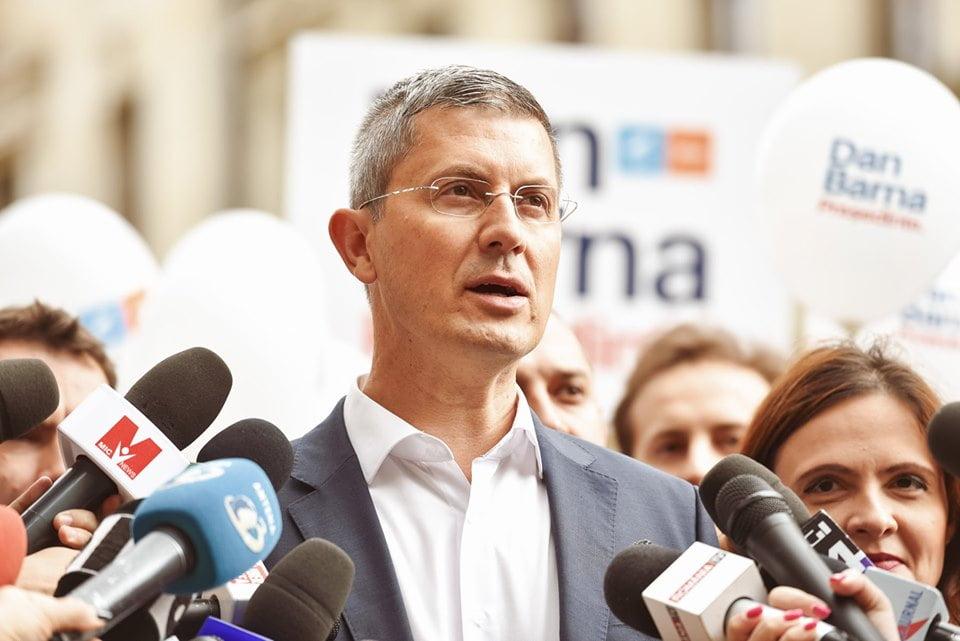 Candidatul USR PLUS, Dan Barna, va fi din nou prezent în județul Neamț
