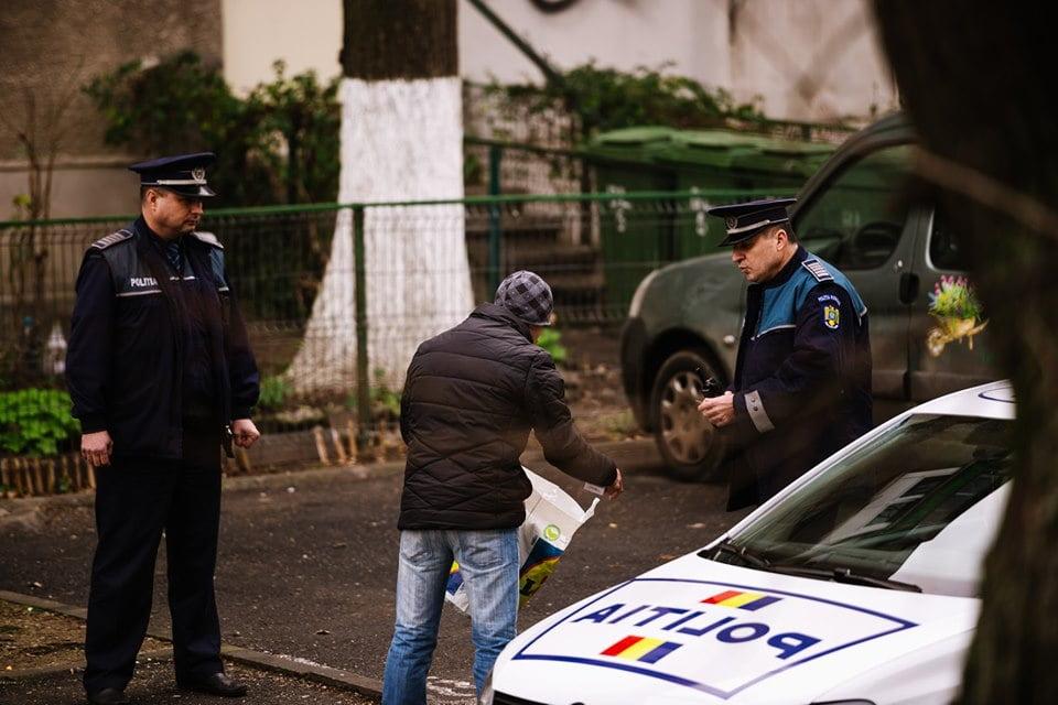 Puteri sporite pentru polițiștii aflați în misiune