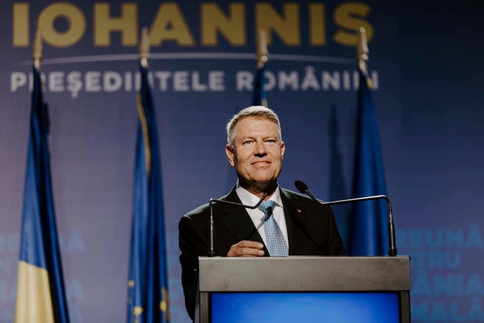 Klaus Iohannis a câștigat în toate orașele și în majoritatea comunelor din județul Neamț