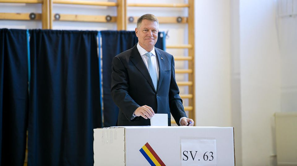 Cum au votat romașcanii în turul întâi. Moldova a votat pentru prima dată cu PNL