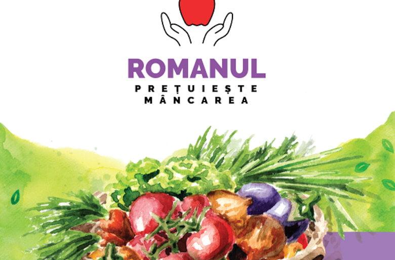 Romanul, primul municipiu care şi-a asumat rolul de lider în combaterea risipei alimentare
