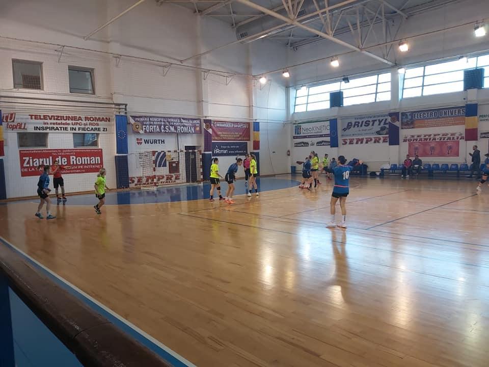 CSM Roman, victorie în Cupa României la handbal feminin