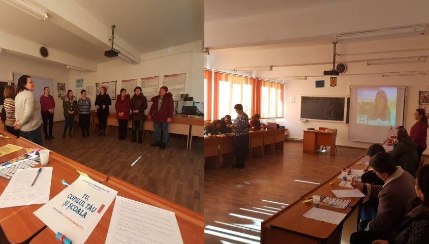 """Școala de duminică, la Colegiul Tehnic """"Miron Costin"""" din Roman"""