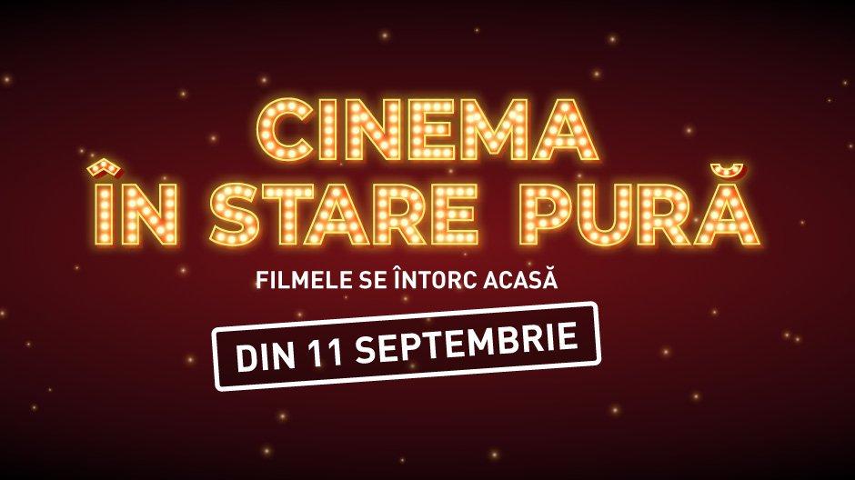 De vineri, se redeschid cinematografele Cinema City din Piatra Neamț și Bacău