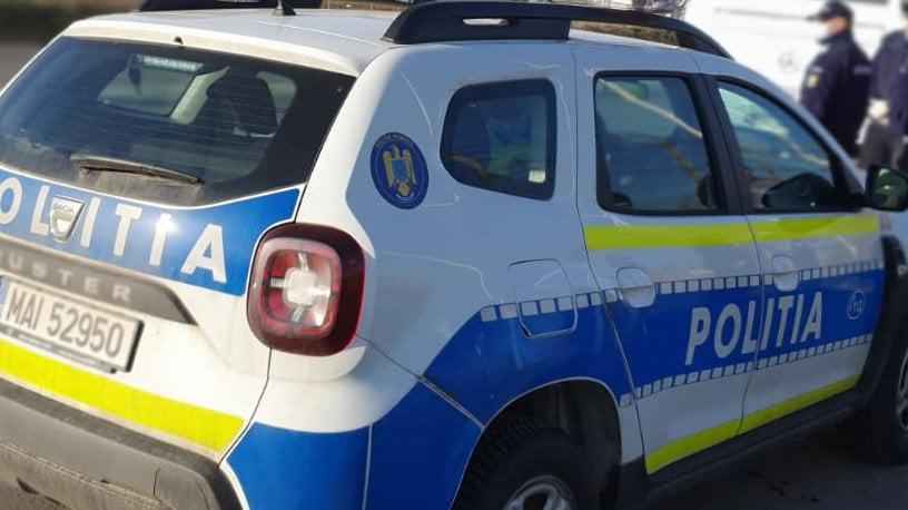 Șofer din Roman prins de radar pe E 85 cu 204 km/h