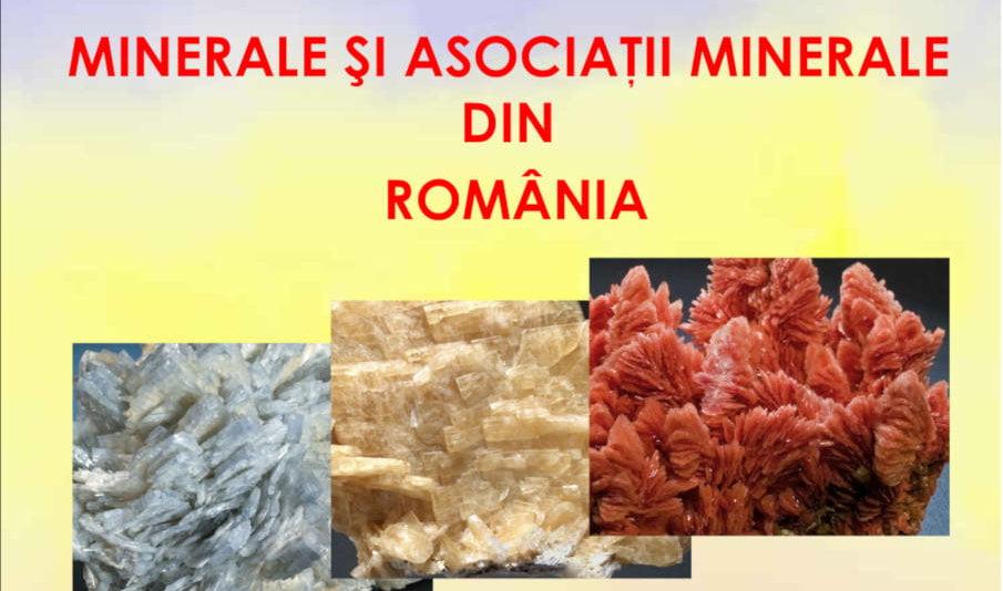 """Expoziția """"Minerale și asociații minerale din România"""", la Muzeul de Științele Naturii din Roman"""