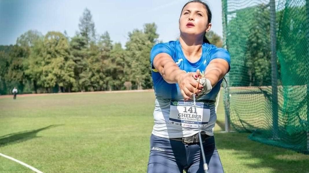 Atleta romașcană Bianca Ghelber obține în premieră calificarea în finală la Jocurile Olimpice la Tokyo!