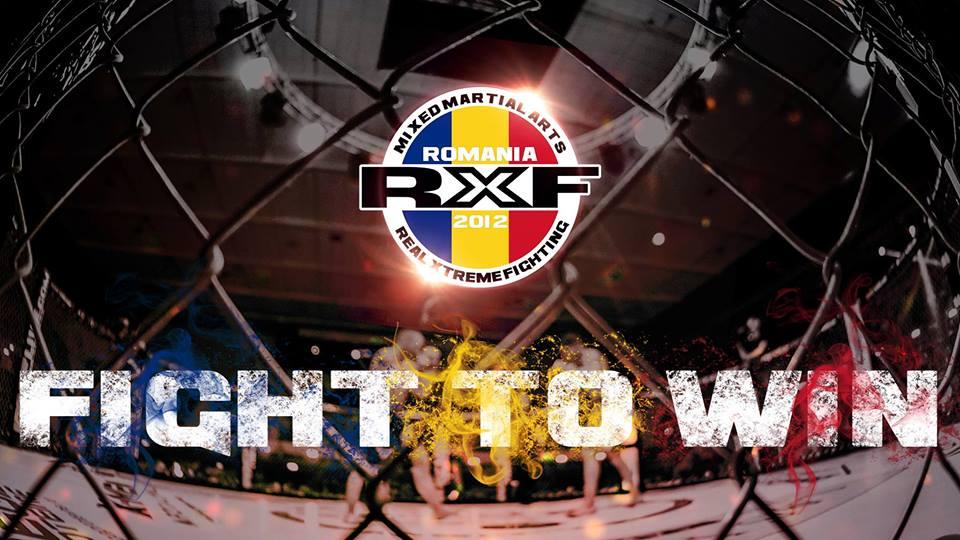 RXF 27 – Next Fighter, show de kombat la Piatra Neamț