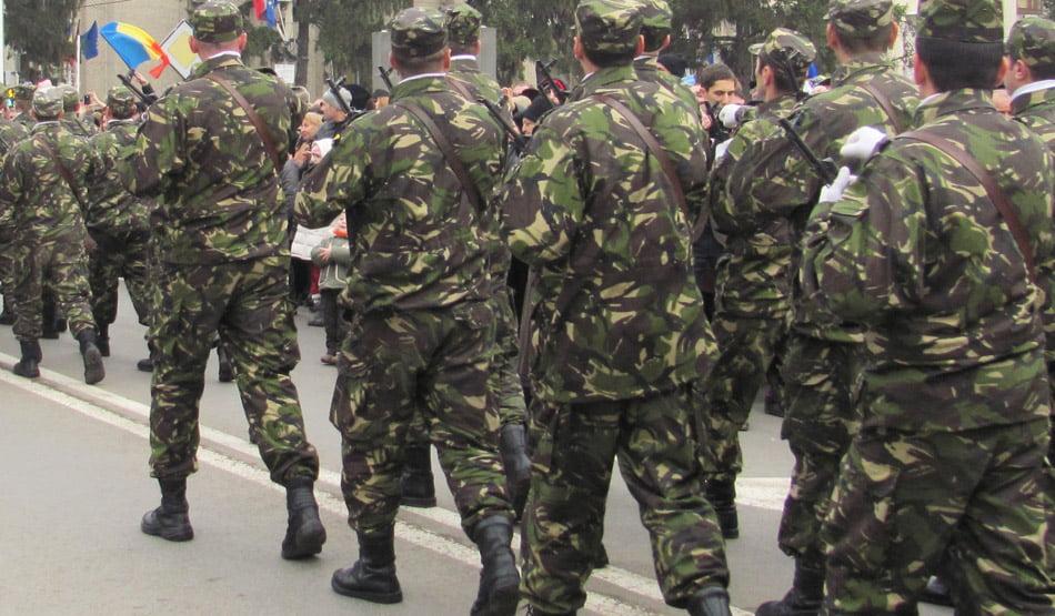 Centrul Militar Județean Neamț recrutează candidaţi pentru instituţiile militare de învăţământ