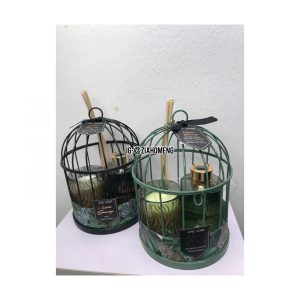 Nature's Savage Butterfly Orchid Diffuser and Candle