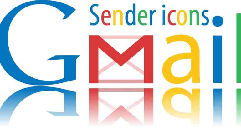 gmail sender icons