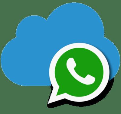 usare whatsapp per salvare file appunti memo vocali