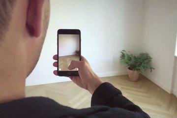 """Ikea ora ti consente di """"provare"""" i mobili virtualmente a casa tua"""