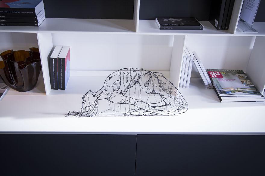 Lix pen penna 3d