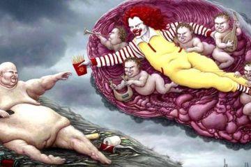 10 illustrazioni brutalmente oneste sulla nostra società