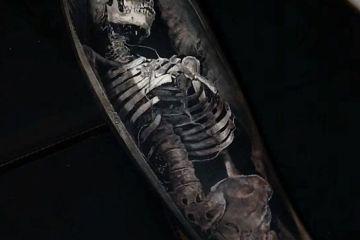 Tatuaggi 3D incredibilmente realistici di Eliot Kohek