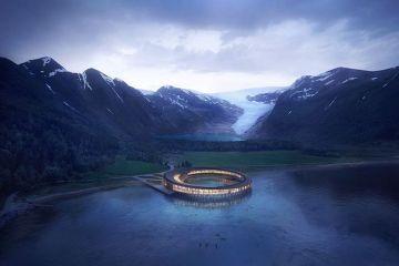 Sarà nel circolo polare artico l'hotel più ecologico e autosufficiente al mondo