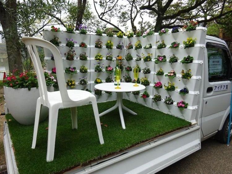 "In Giappone una curiosa competizione tra i ""giardini mobili"" più belli"
