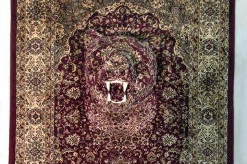 I tappeti tridimensionali di Debbie Lawson