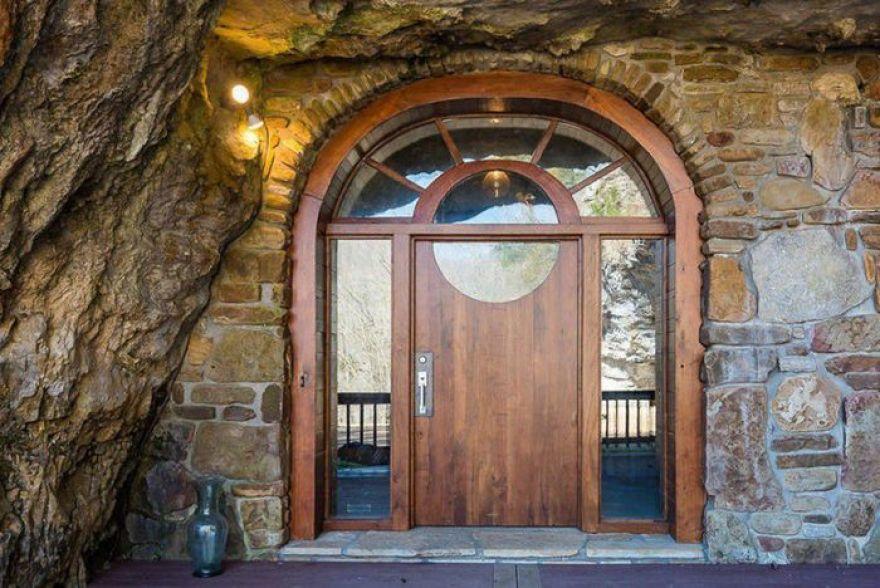 Beckham Creek Cave Lodge una grotta di lusso dotata di ogni comfort
