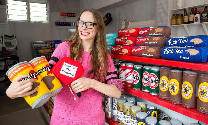 Un supermercato con 31.000 prodotti alimentari non commestibili