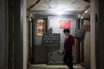 La città sotterranea di Pechino