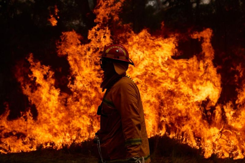 Vigili del fuoco Australia
