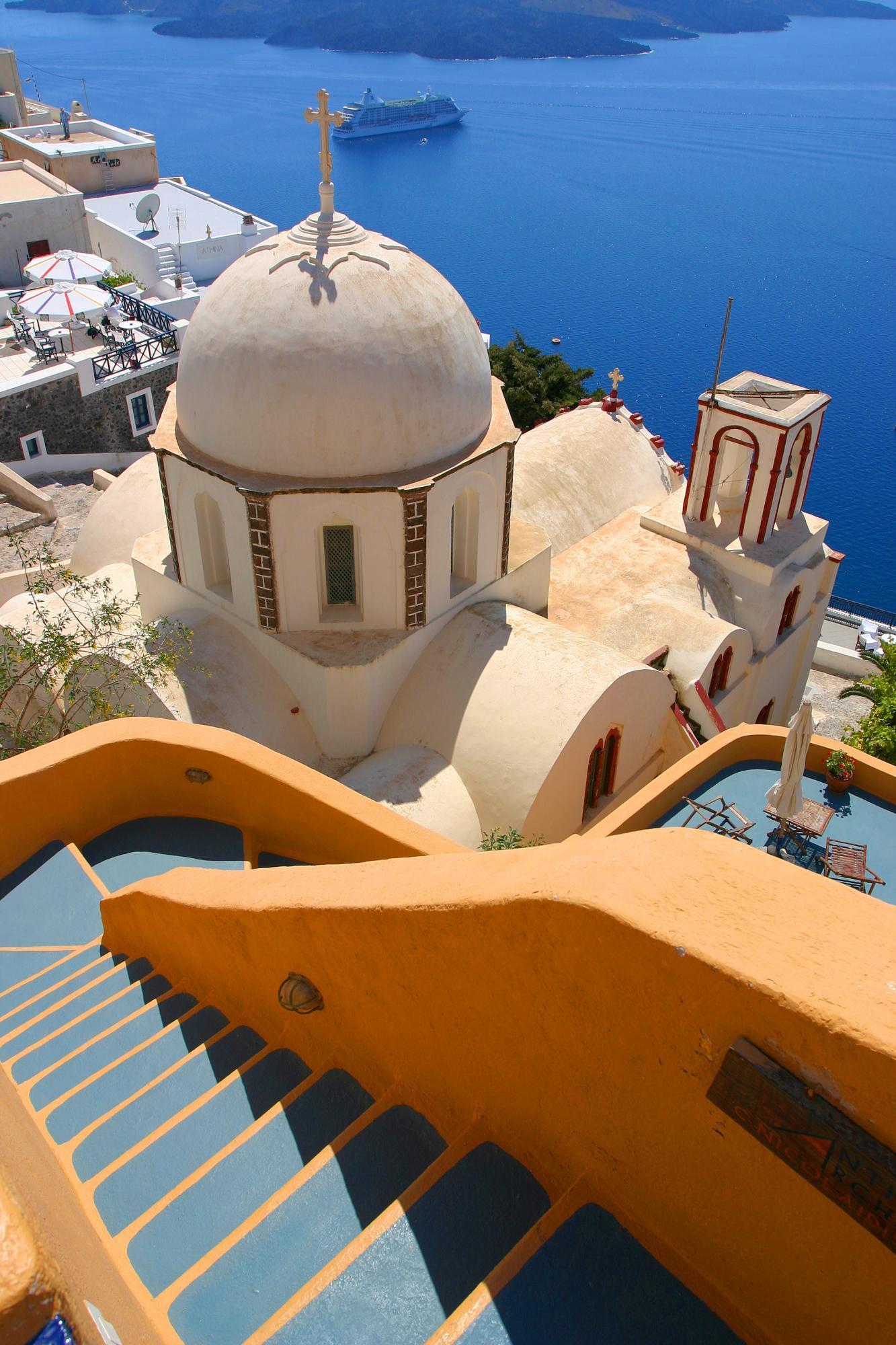 Best Of Greece Vacation Athens Mykonos Amp Santorini Zicasso