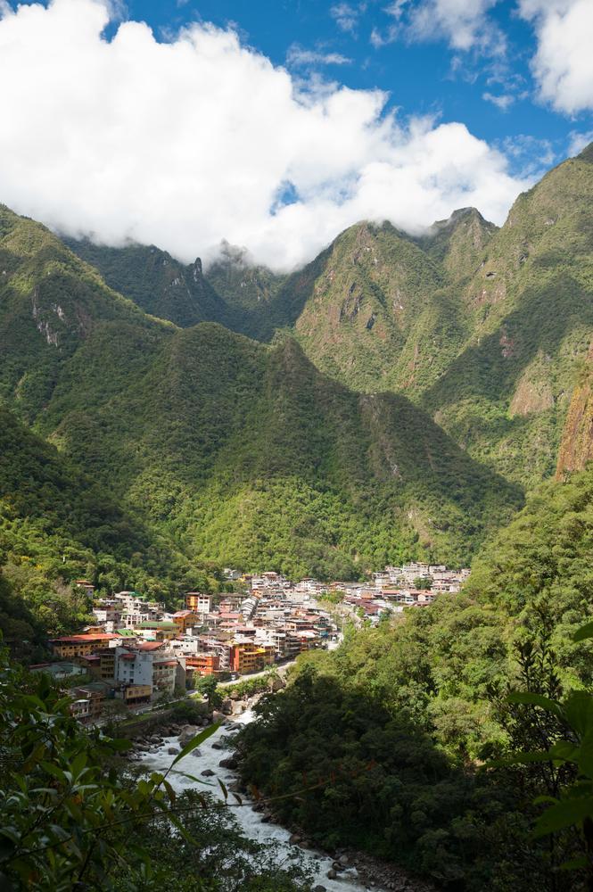 Historical Places Peru