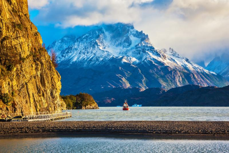 Patagonia Hiking Adventure With Glacier Ice Walk Tour