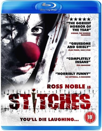 Stitches bluray UK