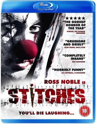 Stitches bluray UK