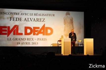 Evil Dead Avp1