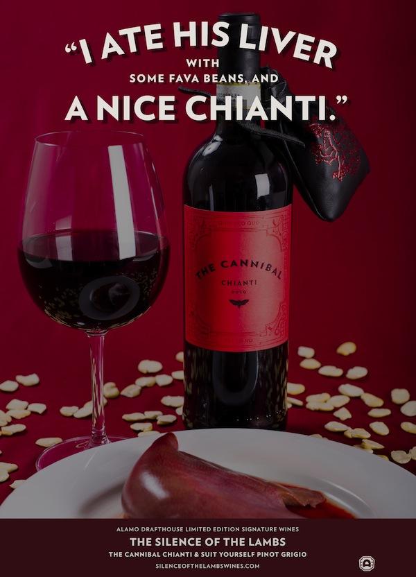 hannibal wine vin silence