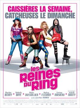 Les reines du Ring - Critiques affiche