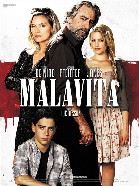 Malavita affiche