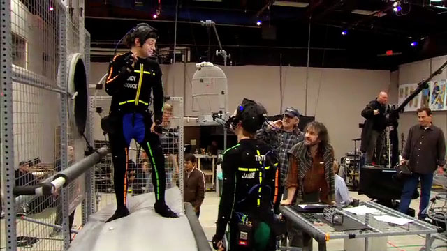 tintin motion capture
