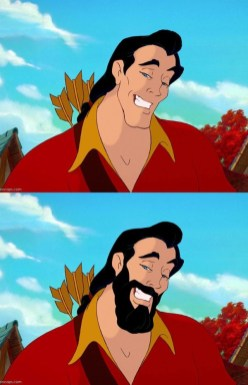 Disney barbes 24