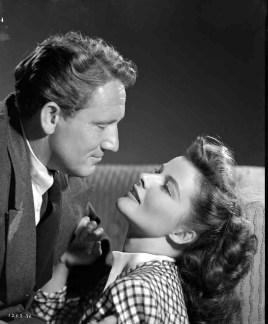 Katharine Hepburn et Spencer Tracy2