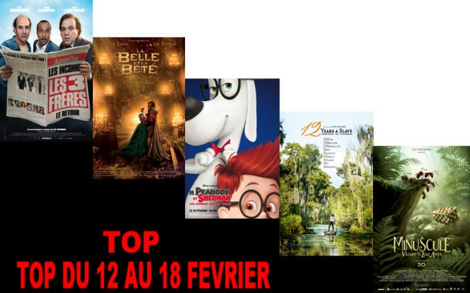 TOP 12 AU 18