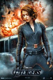 Black Widow change de look pour Avengers