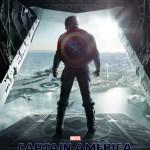 Captain America 2 affiche