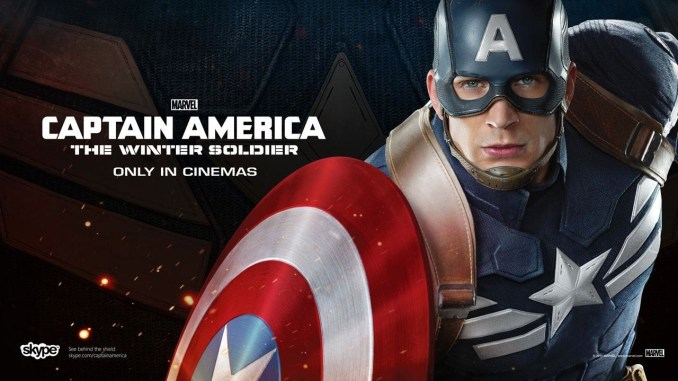 Captain America Posters2
