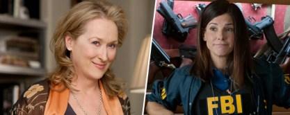 Streep & Bullock