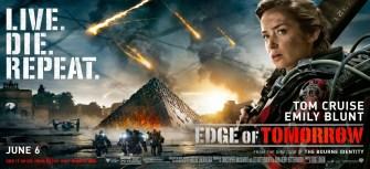 Edge of tomorrow Paris