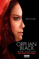 Orphan black affiche