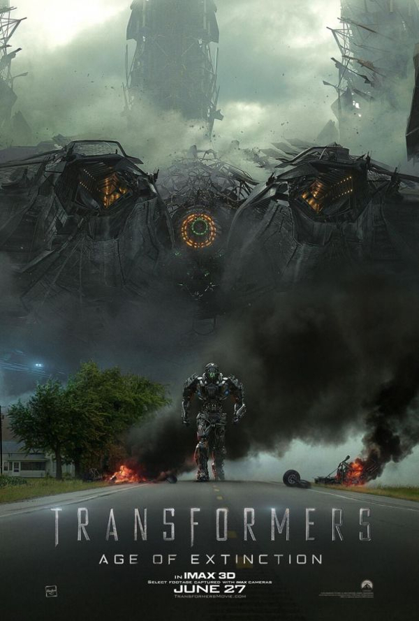 Transformers 4 US poster