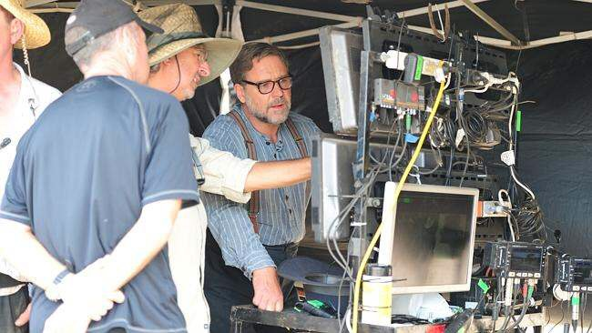 Russel Crowe réalisateur