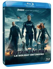 Cap america 2 Blu FR